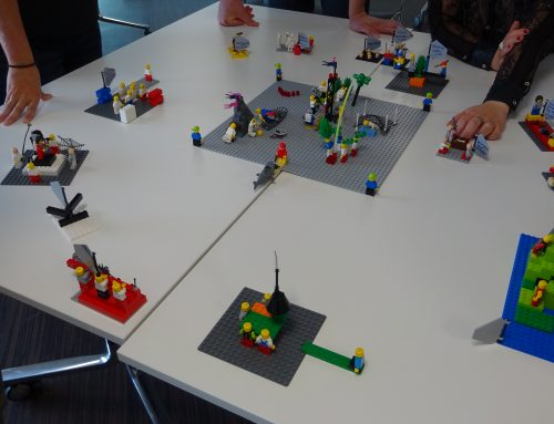 How LEGO SERIOUS PLAY can help develop your organisation